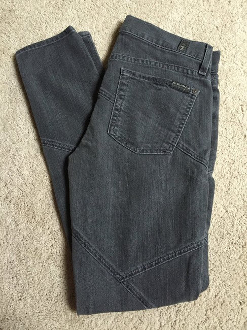7 For All Mankind 7s Skinny Skinny Jeans