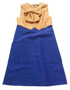 Marc by Marc Jacobs Retro Oversized Bow Dress