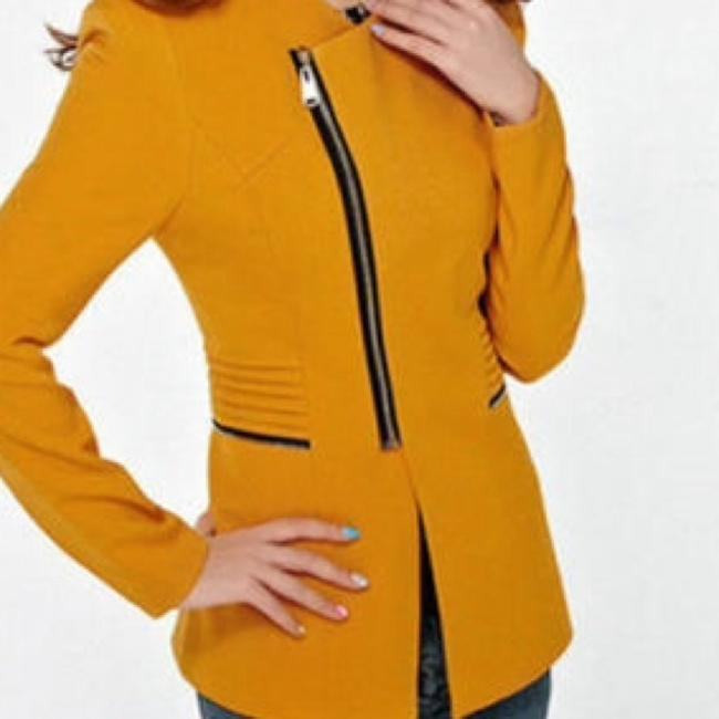 Women's fashion Top Yellow