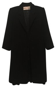 Fleurette Trench Jacket Wool Trench Coat
