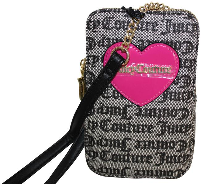 Item - Gothic Status Lotta Love Cellie Beige Black Pink Faux Leather Cross Body Bag