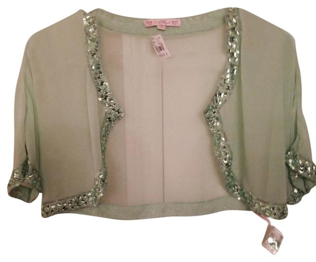 Preload https://item3.tradesy.com/images/gold-hawk-lime-green-womens-embroidered-short-sleeve-silk-m-blouse-size-10-m-2966587-0-0.jpg?width=400&height=650