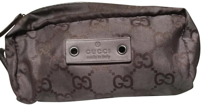 Item - Lilac Pouch Signature Cosmetic Bag