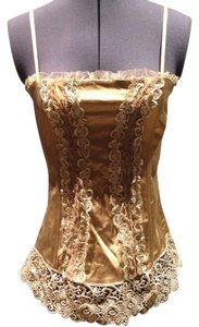Flavio Castellani Limited Edition Evening Sparkle Top Gold