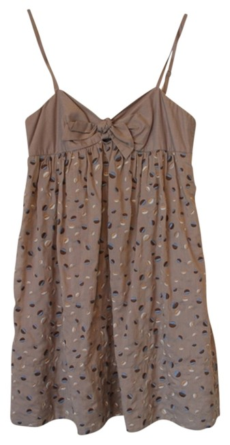 Preload https://item5.tradesy.com/images/bcbgmaxazria-grey-bcbg-max-azria-with-dot-stitching-mid-length-workoffice-dress-size-4-s-2966794-0-0.jpg?width=400&height=650