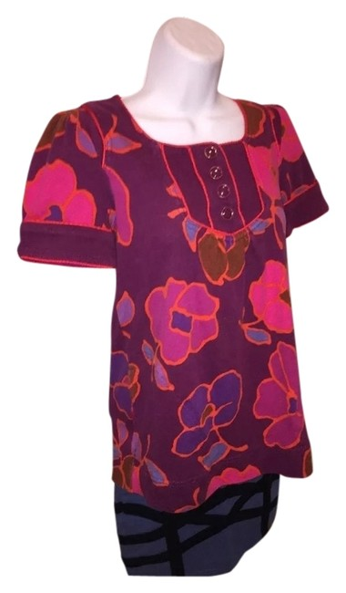 Marc Jacobs Pink Baby Doll Tunic Size 2 (XS) Marc Jacobs Pink Baby Doll Tunic Size 2 (XS) Image 1