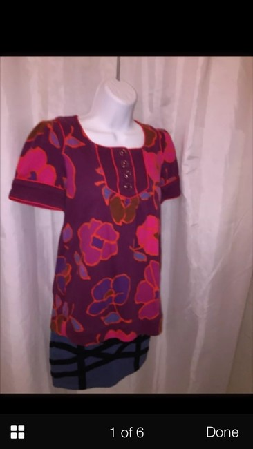 Marc Jacobs Pink Baby Doll Tunic Size 2 (XS) Marc Jacobs Pink Baby Doll Tunic Size 2 (XS) Image 2