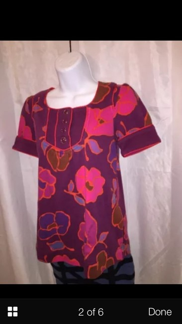 Marc Jacobs Pink Baby Doll Tunic Size 2 (XS) Marc Jacobs Pink Baby Doll Tunic Size 2 (XS) Image 3