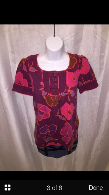 Marc Jacobs Pink Baby Doll Tunic Size 2 (XS) Marc Jacobs Pink Baby Doll Tunic Size 2 (XS) Image 4