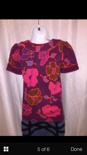Marc Jacobs Pink Baby Doll Tunic Size 2 (XS) Marc Jacobs Pink Baby Doll Tunic Size 2 (XS) Image 5