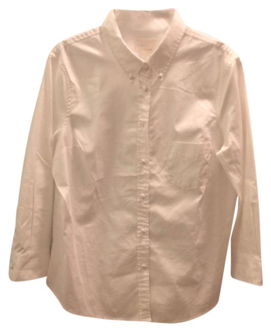 Band of Outsiders Button Down Shirt White