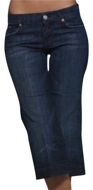 Preload https://item1.tradesy.com/images/7-for-all-mankind-dark-wash-rinse-dojo-capricropped-jeans-size-25-2-xs-2968000-0-1.jpg?width=400&height=650