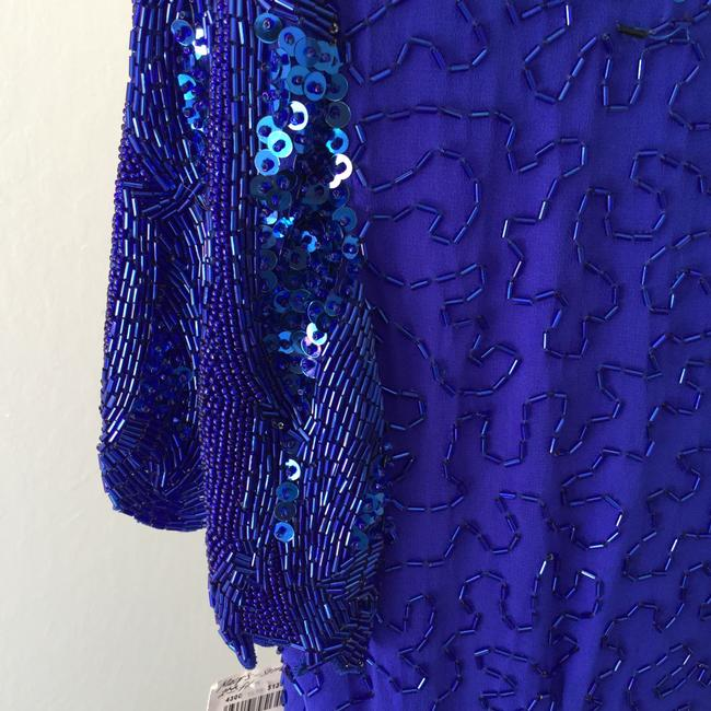 Morgan Taylor Evening Gown Gown Evening Holiday Special Designer Dress Image 8
