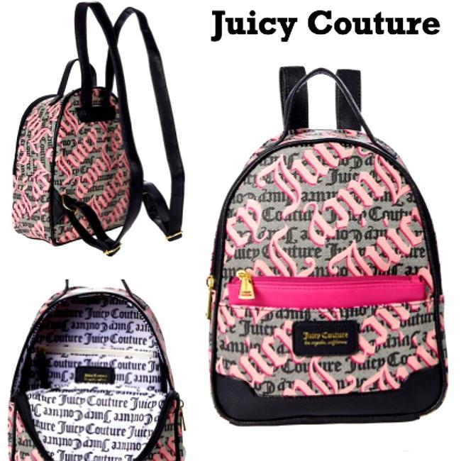 Item - Purse Black Pink and Gold Backpack