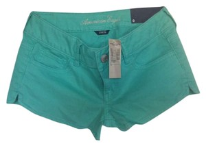 American Eagle Outfitters Mini/Short Shorts Green