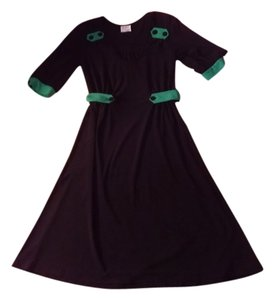 Leona Edmiston Retro Dress