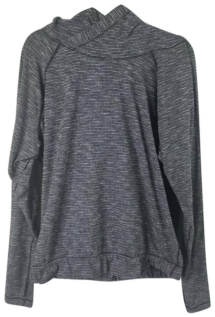 Item - Gray Healthy Heart Coco Pique Pullover Ii Hoodie Jacket Size 8 (M)