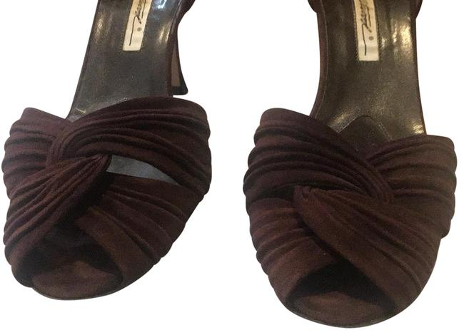 Item - Made In Italy Formal Shoes Size EU 39 (Approx. US 9) Regular (M, B)