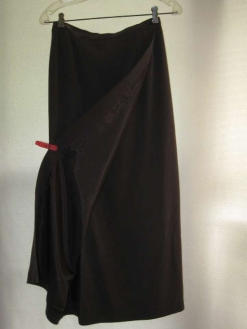 Talbots Skirt Brown
