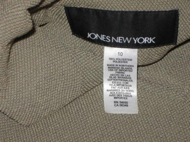 Jones New York Light Brown Jacket