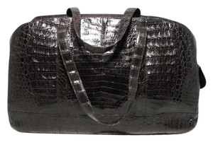 Nancy Gonzalez Black Travel Bag