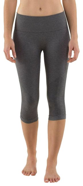 Item - Grey In The Flow Activewear Bottoms Size 8 (M)
