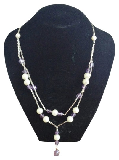 Preload https://item5.tradesy.com/images/other-chic-pearl-necklace-handmade-art-2970544-0-0.jpg?width=440&height=440