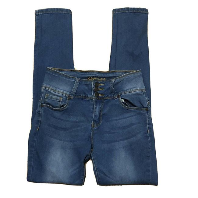 Item - Blue This Is A Pair Of For Women In By Skinny Jeans Size 26 (2, XS)