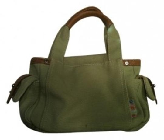 Preload https://img-static.tradesy.com/item/29708/fossil-spring-or-summer-hand-light-green-tote-0-0-540-540.jpg