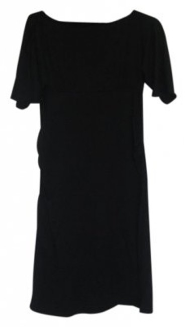Preload https://item5.tradesy.com/images/gap-black-cotton-maternity-workoffice-dress-size-6-s-28-29709-0-0.jpg?width=400&height=650