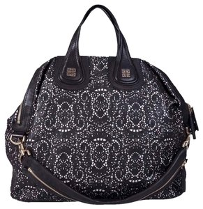 Givenchy Nightingale Limited Edition Satchel in Black