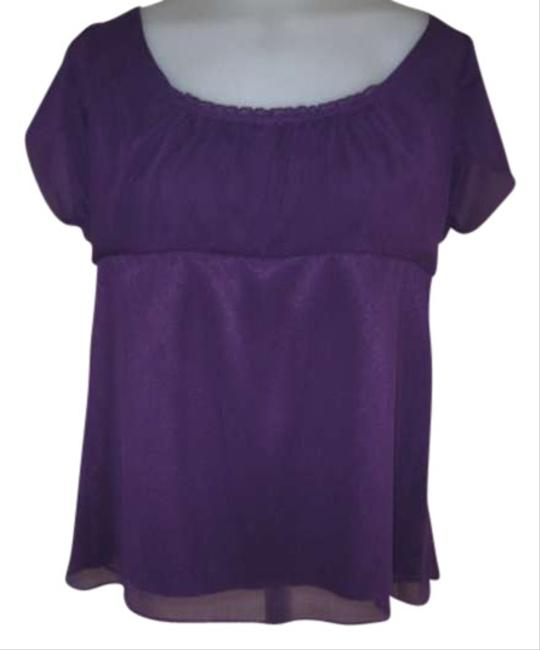 Preload https://img-static.tradesy.com/item/297100/tahari-purple-blouse-size-14-l-0-0-650-650.jpg