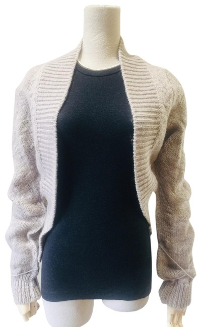 Item - Cashmere Open Front Pink Sweater