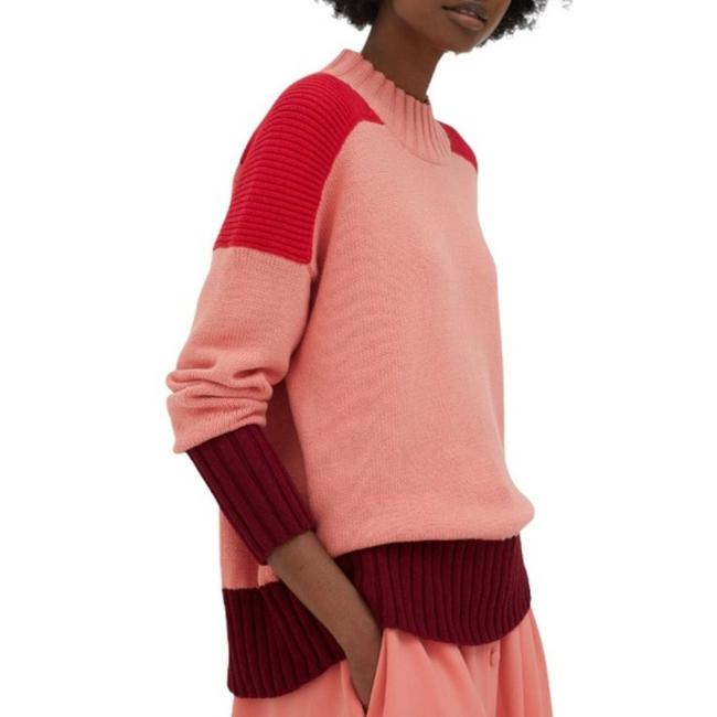 Item - Dusty-rose Cotton Comfort Kr40 Pink Red Sweater