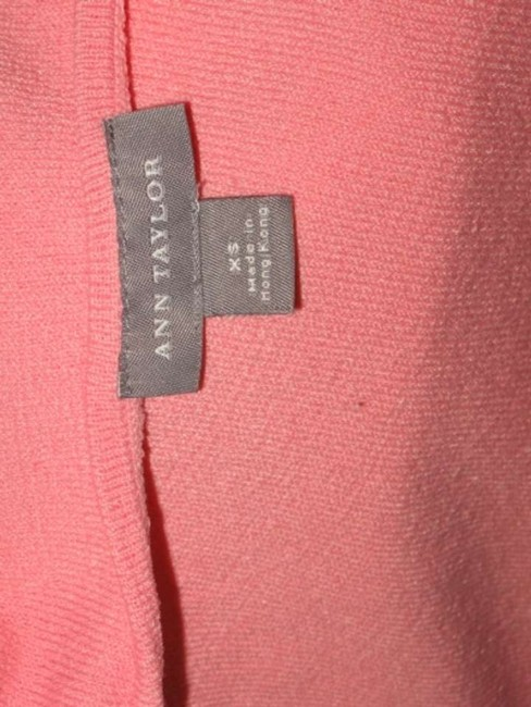 Ann Taylor Button Down Shirt Pinks