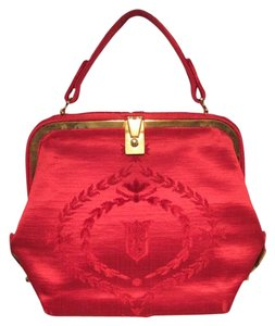 Roberta di Camerino Satchel in Red