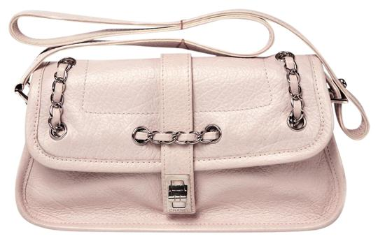 Chanel Chain Mademoiselle Leather Shoulder Bag