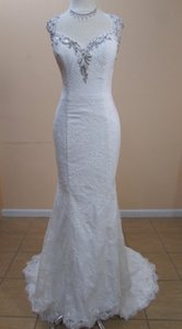 DaVinci Bridal 50307 Wedding Dress