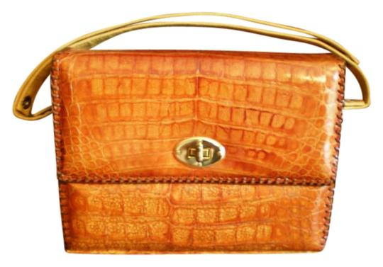 Preload https://item5.tradesy.com/images/western-tooled-saddle-tan-leather-shoulder-bag-297194-0-0.jpg?width=440&height=440