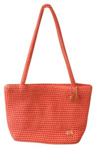 The Sak Satchel in Peach