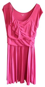 Garnet Hill short dress Fushia on Tradesy