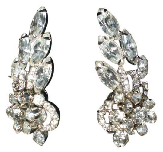 Preload https://img-static.tradesy.com/item/297233/rhinestone-vintage-1960-s-earrings-0-0-540-540.jpg