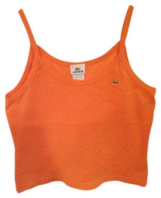 Preload https://item4.tradesy.com/images/lacoste-orange-tank-topcami-size-12-l-297273-0-0.jpg?width=400&height=650