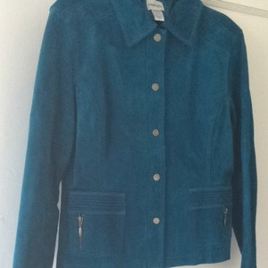 Chico's Teal Jacket