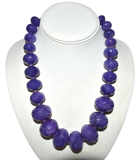 Preload https://item2.tradesy.com/images/rj-graziano-silvertone-resin-bead-amethyst-color-18-inch-wextender-necklace-2973256-0-2.jpg?width=440&height=440