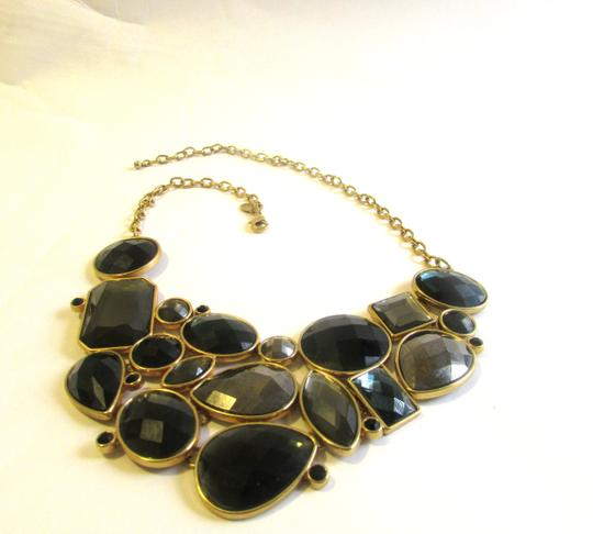 Joan Rivers Joan Rivers Couture Crystal Adjustable Bib Necklace