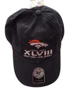 Broncos Broncos XLVlll Super Bowl New York- New Jersey