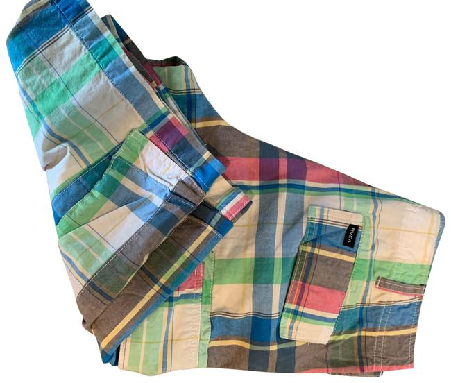 Item - Multicolor Mens Color 28waist Shorts Size OS (one size)