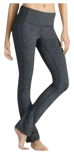 Item - Gray Straight Up Classic Yoga Small Activewear Bottoms Size 6 (S, 28)
