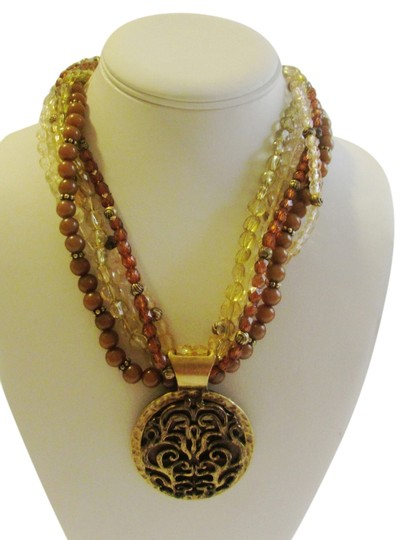 Other 18 Inch Beaded Necklace